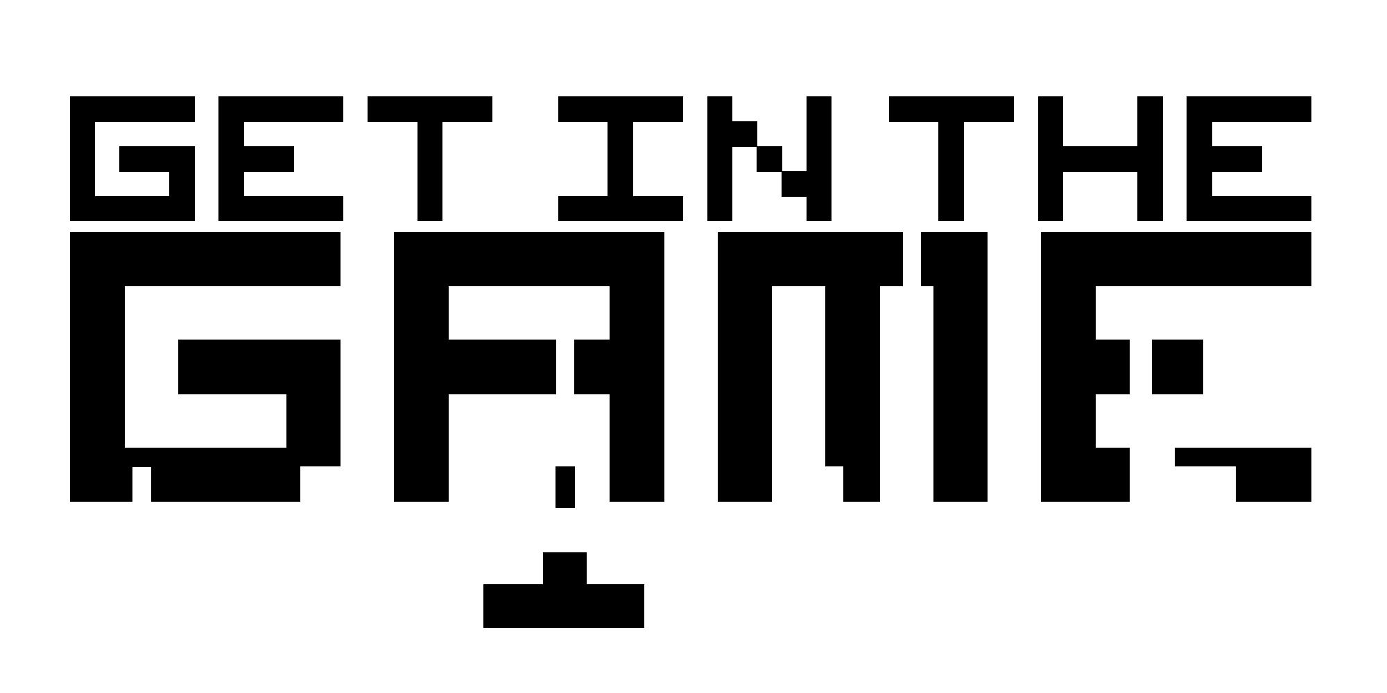 getinthegamelogo