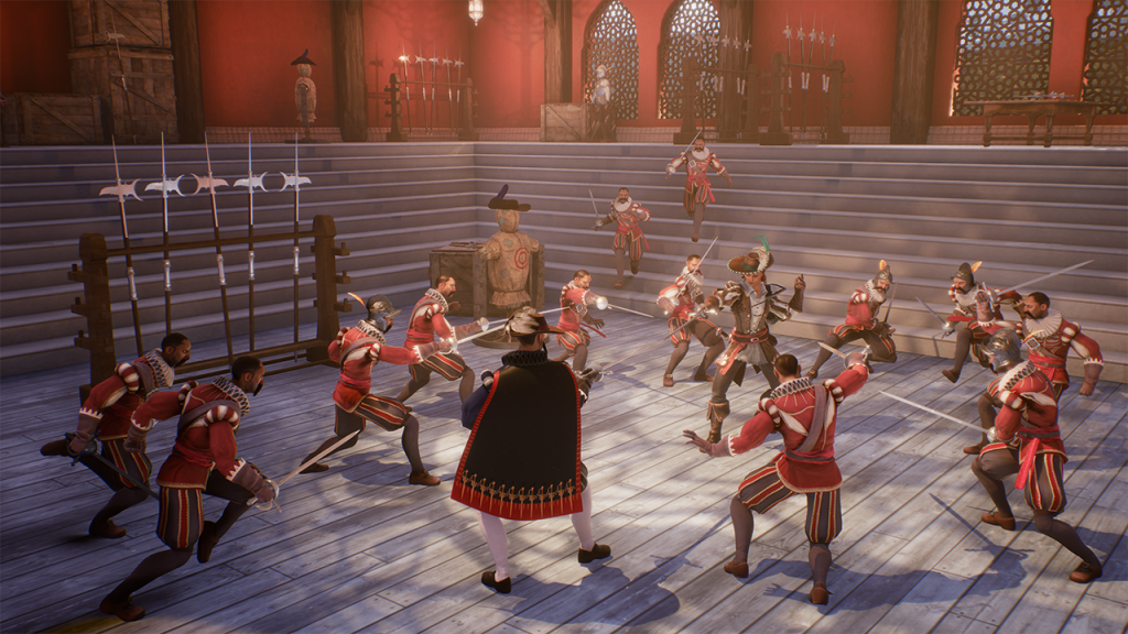 En Garde!, 2019 Winner Grads In Games Student Game Award sponsored by Epic Games