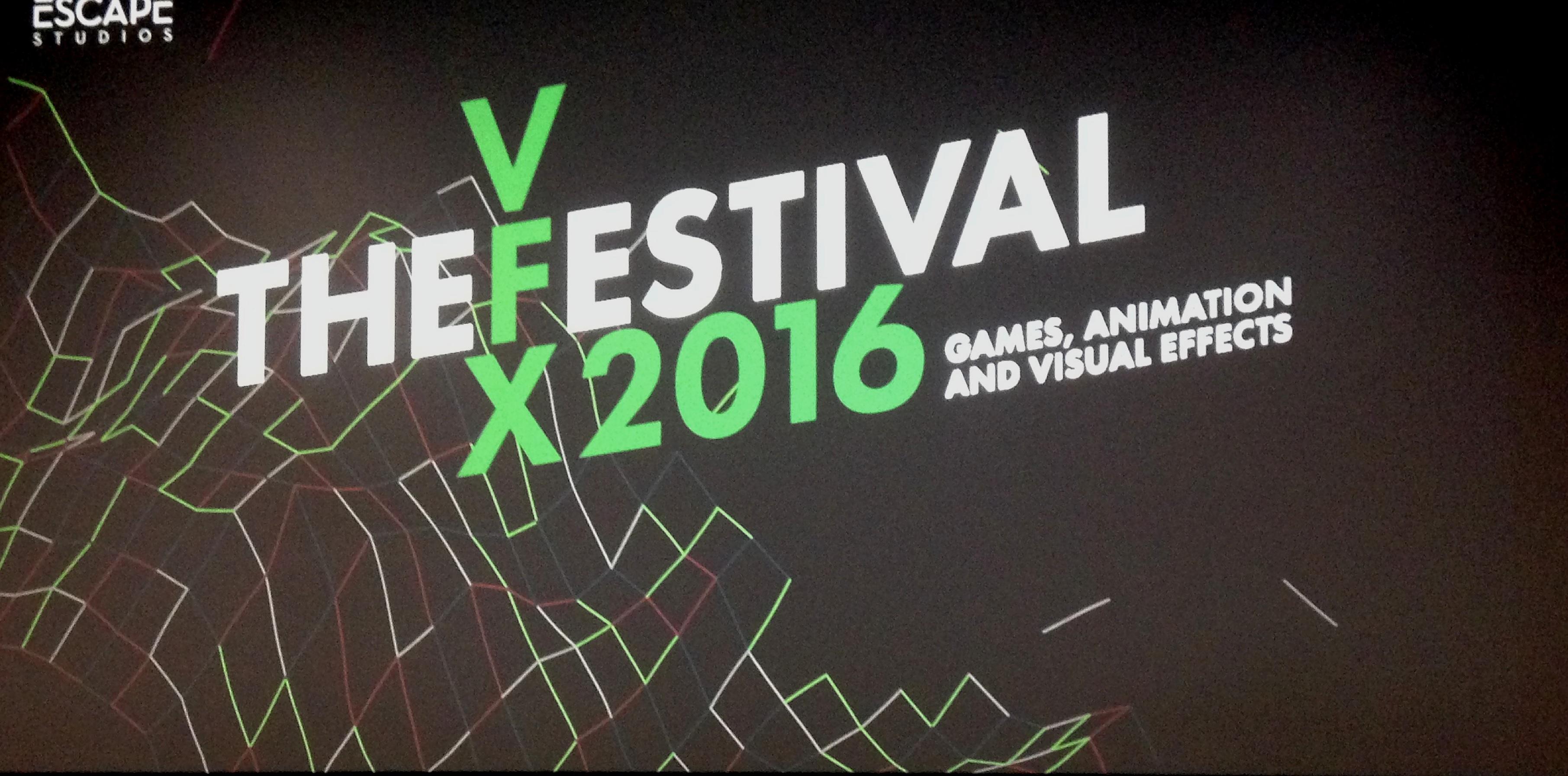VFX Festival 2016
