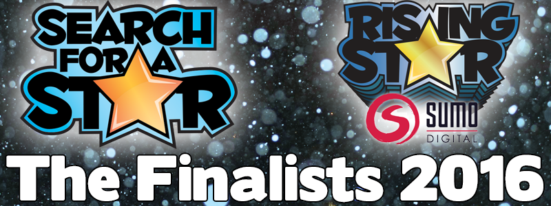 SFAS & RS 2016: The Finalists