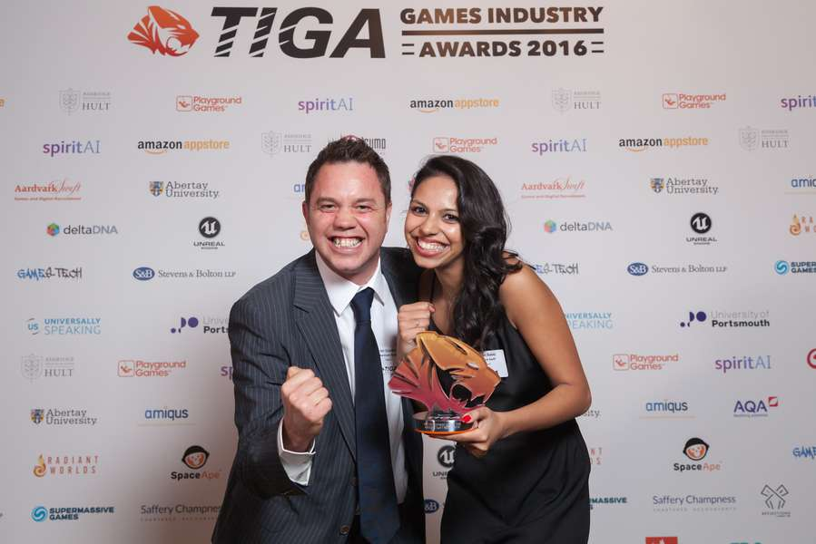 Tiga Awards 2016 : Aardvark Swift wins Best Recruitment Agency