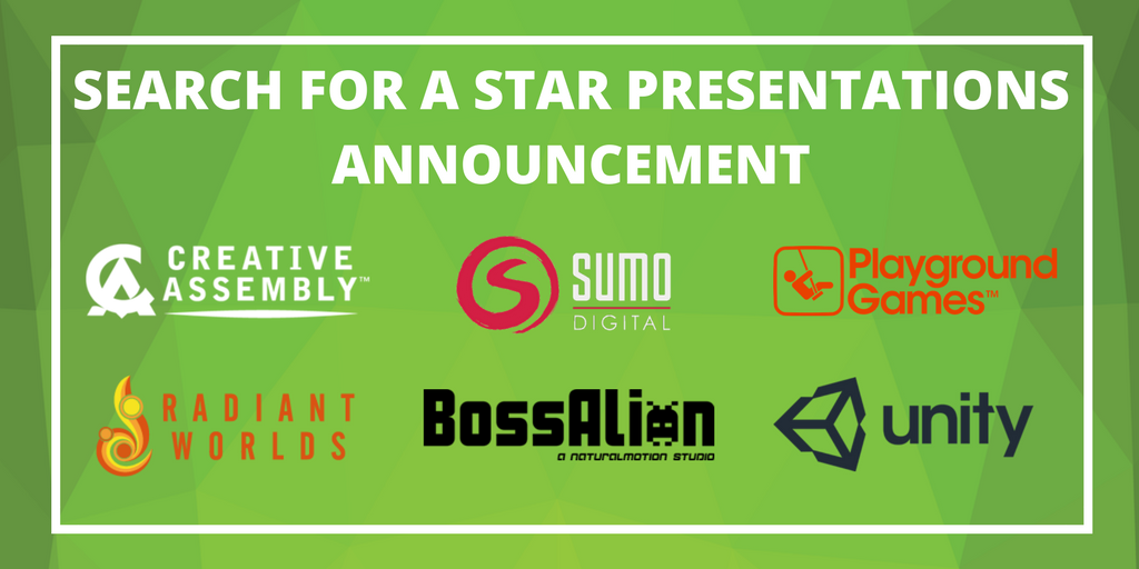 Search For A Star Finals Day Presentations Announced!
