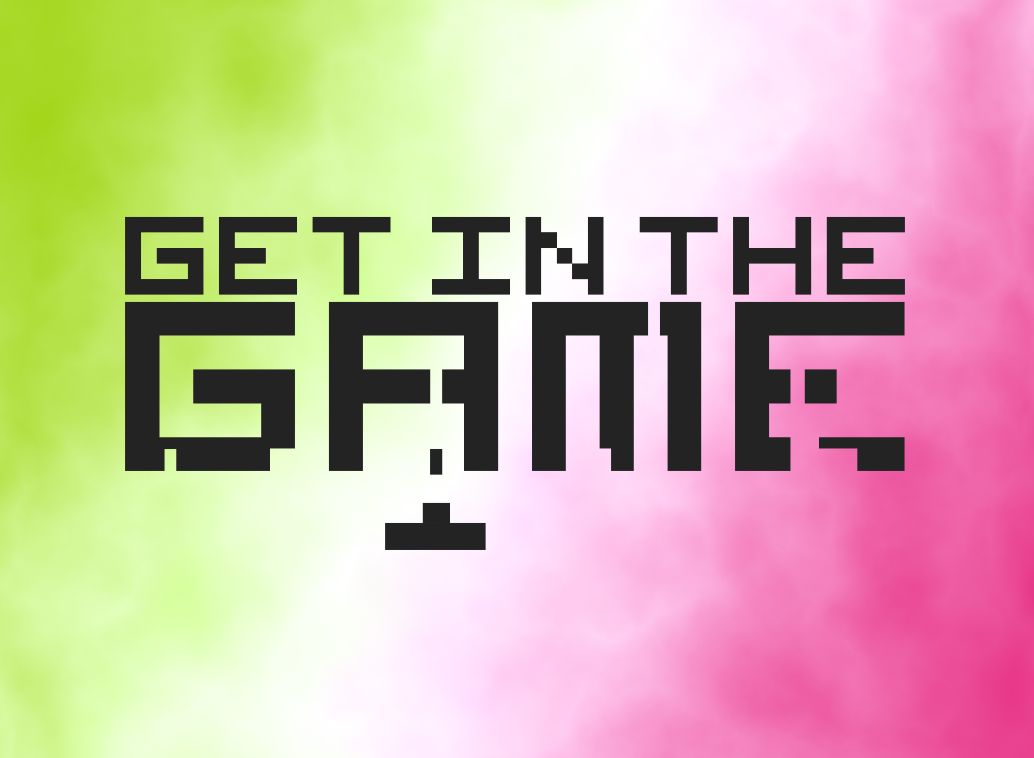 Get In The Game student games career talks