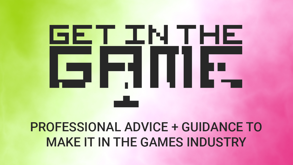 Introducing our new Get In The Game online journey!