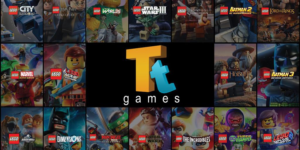 Studio Spotlight 2019-20: TT Games