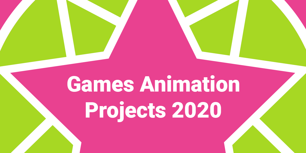 SFASX Games Animation Projects 2020