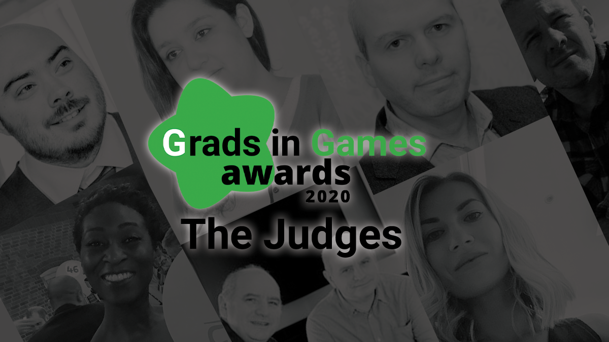 The Grads in Games Awards Judges 2020