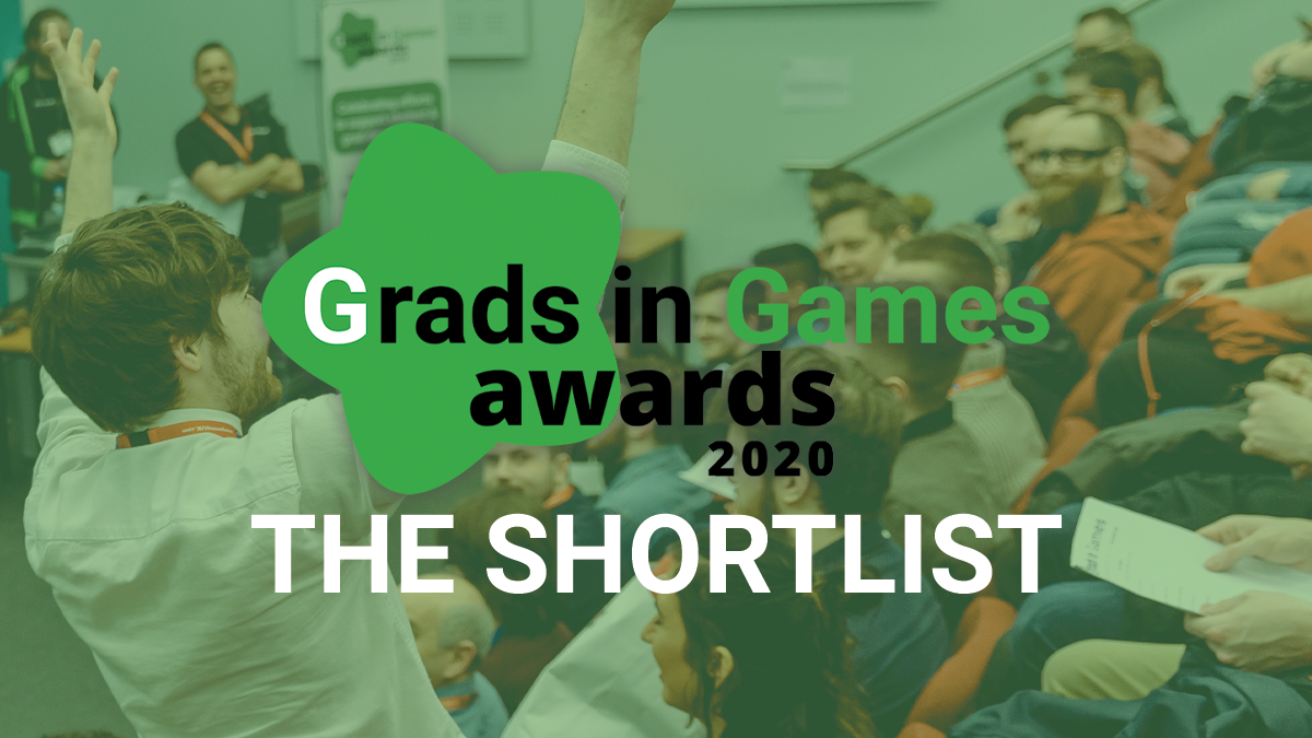 The Grads in Games Awards Shortlist Is In!