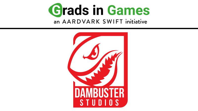 Grads In Games 2020/21 Partner Deep Silver Dambuster Studios