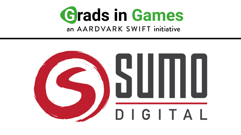 Grads In Games 2020/21 Partner Sumo Digital