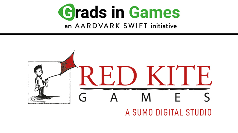 Grads In Games 2020/21 Partner Red Kite Games