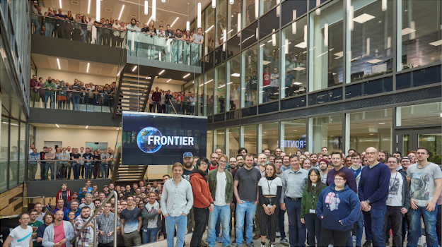 Studio Spotlight 2020: Frontier Developments