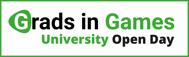 Leading games universities added to October's University Open Day