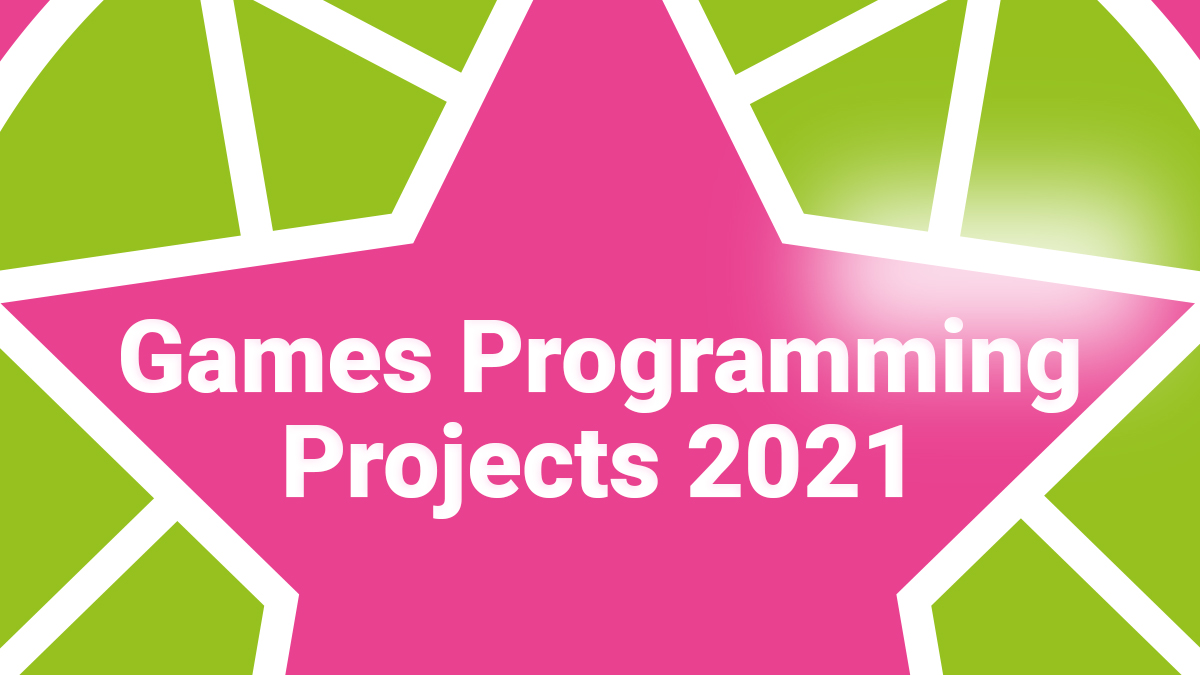 Games Programming Projects 2021 - Search For A Star & d3t Rising Star