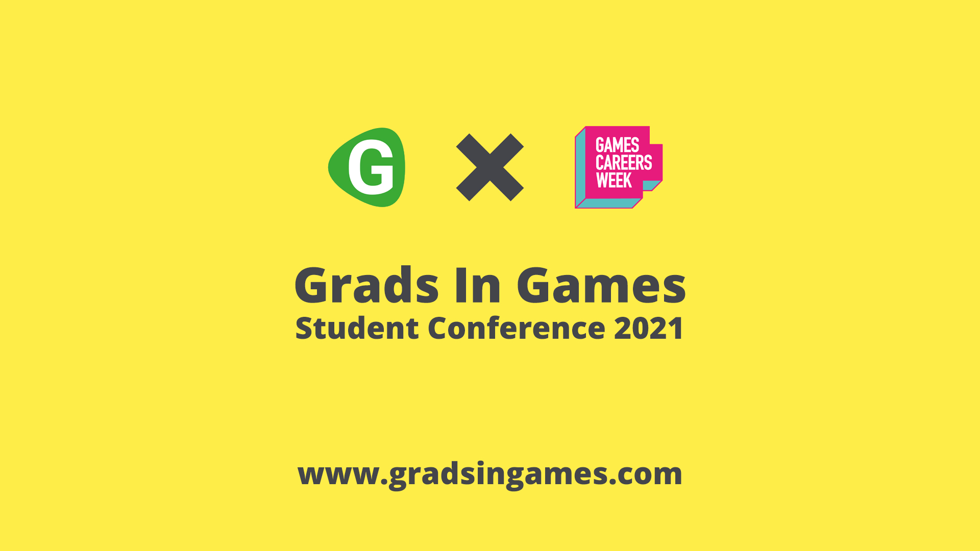 Grads In Games Student Conference Sessions 2021 now available